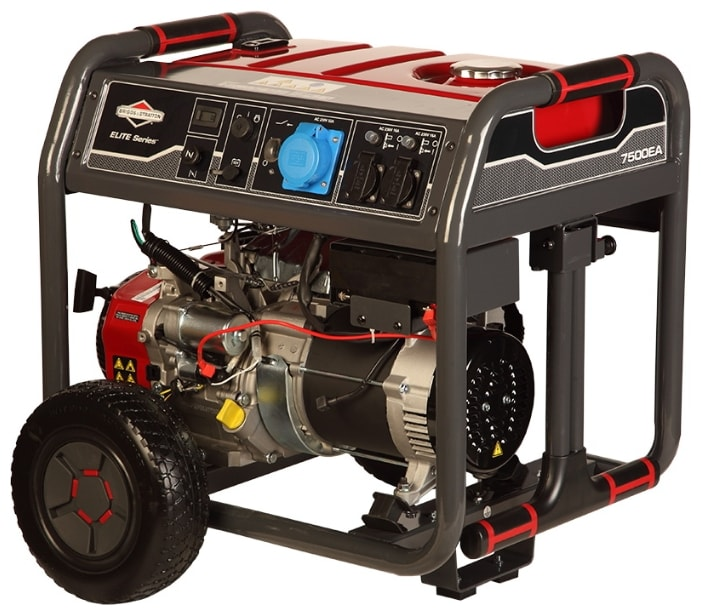 Генератор Briggs&Stratton Elite 7500 EA